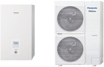 Panasonic Aquarea T-CAP + Hydromodul 9 kW (KIT-WXC09H3E8)