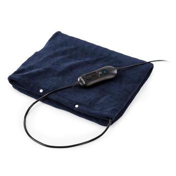 Klarstein Dr. Watson Heatzone XL Heizteppich dunkelblau