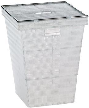 Kela Noblesse Wäschekorb weiß (21083)