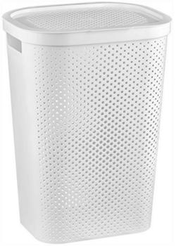 Curver INVINITY Wäschebox 60L weiß