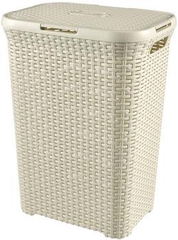 curver-rattan-waeschebox-60-l-creme