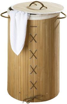 Wenko Bamboo Wäschekorb (17753100) natur