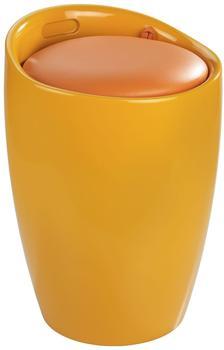 Wenko Hocker Candy Orange (20626100)