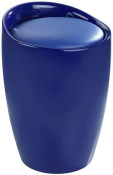 Wenko Hocker Candy Blue (20628100)