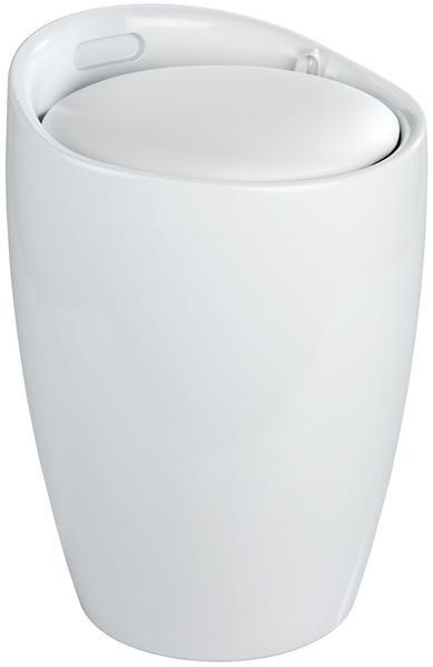 Wenko Hocker Candy White (20631100)