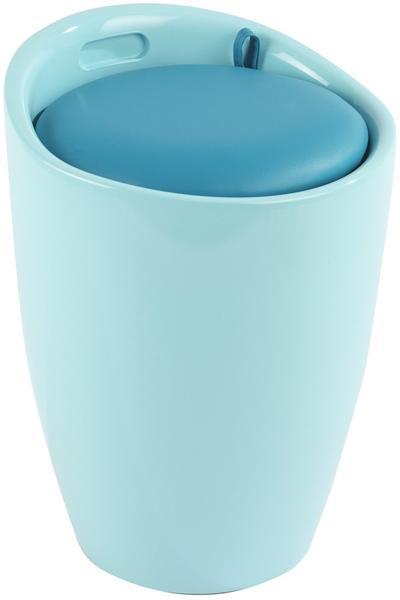 Wenko Hocker Candy Eisblau (21952100)