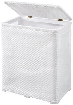 Kleine Wolke Wäschebox weiß
