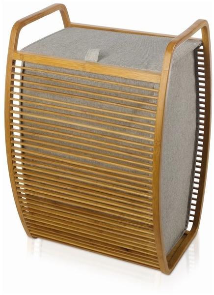 Möve Bamboo wood Wäschekorb (40905-071)