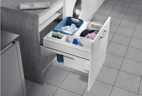 Hailo Laundry Carrier 60 2-fach