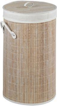 Wenko Bamboo weiß Bambus 35x60x35cm (22103100)