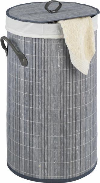Wenko Bamboo grau Bambus 35x60x35cm (22104100)