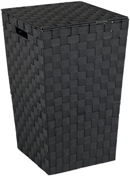 Wenko Adria Square 48L schwarz 33x33x53cm (22278100)