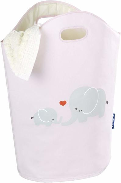 Wenko Kids Elli 24 Liter 40x52x20cm rosa (62120100)