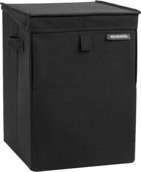 Brabantia Stapelbare Wäschebox 35L black