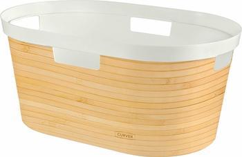 curver-infinity-waeschekorb-40l-bambus