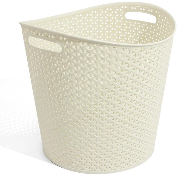 Curver Rattan My Style 30L creme (00715-885)