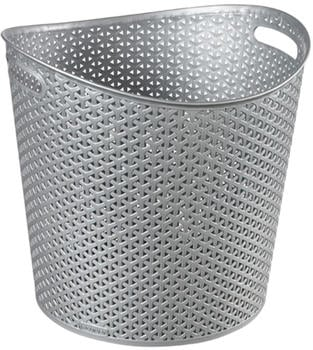 Curver Rattan My Style 30L silber (00715-087)