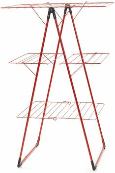 Brabantia Turm-Trockengestell 23 Meter - passion red