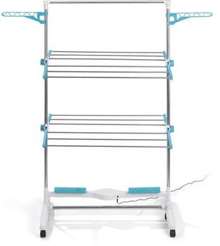 EASYmaxx Elektrischer Luftstrom Wäscheständer