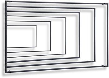 Northern Frame Wandwäscheständer schwarz matt (BxH 88x53cm)