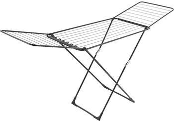Metaltex klappbar matt-schwarz (20 m)