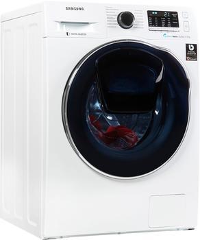 Samsung Waschtrockner WD5500 WD8EK5A00OW/EG, 8 kg/4,5 kg, 1400 U/Min, AddWash weiß
