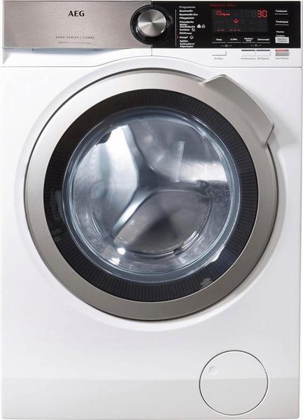 AEG Lavamat L8We86605 Weiss