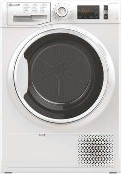 Bauknecht T Sense M11 8X3WKY Wärmepumpentrockner 8kg A+++ Frontlader (weiß,schwarz) (Weiß) (Versandkostenfrei)