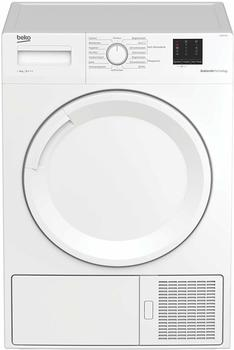 Beko Wärmepumpentrockner DS8511PAV, 8 kg weiß