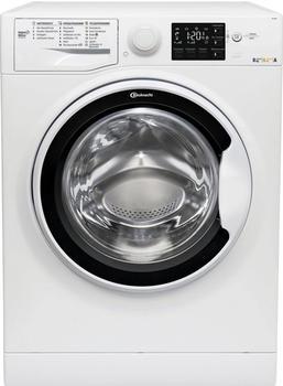 Bauknecht WT 86G4 DE N Waschtrockner Frontlader Freistehend Weiß