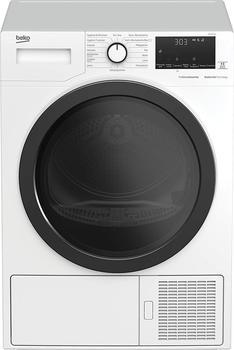 Beko DE8544RX2 Wärmepumpentrockner weiß