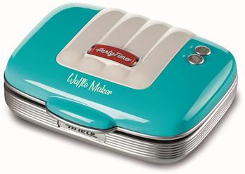 ariete-waffle-maker-party-1973-light-blue