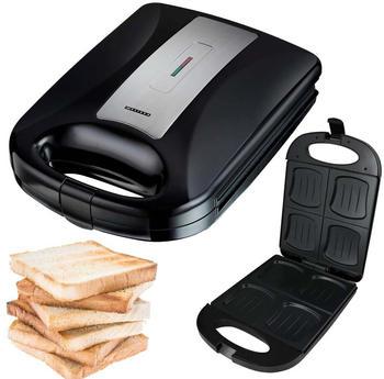 Melissa XXL-Sandwich-Toaster für 4 Scheiben Toast (16240104)