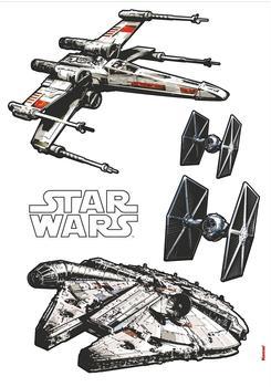 Komar Wandtattoo Star Wars Spaceships (14723)