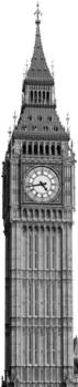 Komar Wandbild Big Ben (V1-773)