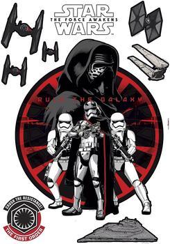 Komar Wandtattoo Star Wars First Order (14024)
