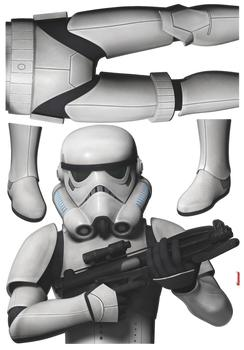 Komar Wandtattoo Star Wars Storm Trooper (14722)