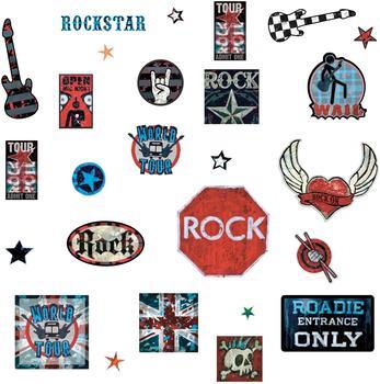 roommates-wandsticker-boys-rock-n-roll