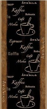 Livingwalls pop.up Panel Kaffee schwarz