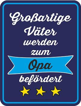 rahmenlos-schild-grossartige-vaeter-werden-zum-opa-befoerdert-3746