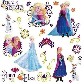 RoomMates Disney Frozen Forever Sisters (RM54516)