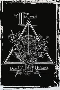 GB Eye Harry Potter Deathly Hallows Maxi Poster