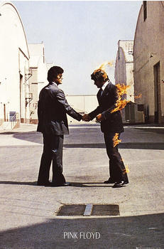 GB Eye Pink Floyd Wish You Were Here Maxi Poster