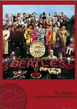 GB Eye The Beatles Sergeant Pepper Maxi Poster