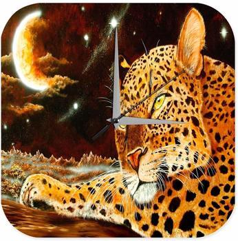 leotie-quarz-wanduhr-leopard