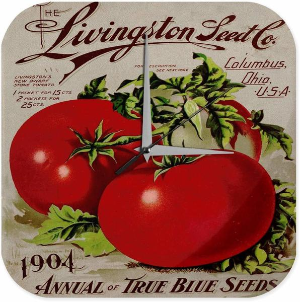 Leotie Quarz-Wanduhr Livingston (180U54131531)