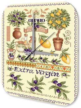 Leotie Quarz-Wanduhr Weltreise Lindner (159U054)