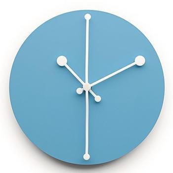 Alessi Dotty Clock ABI11 LAZ türkis