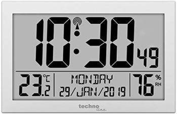 TechnoLine WS 8016 silber