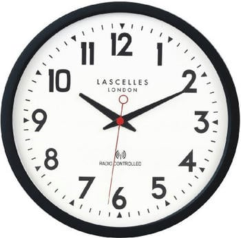 Roger Lascelles Radio Controlled Wall Clock